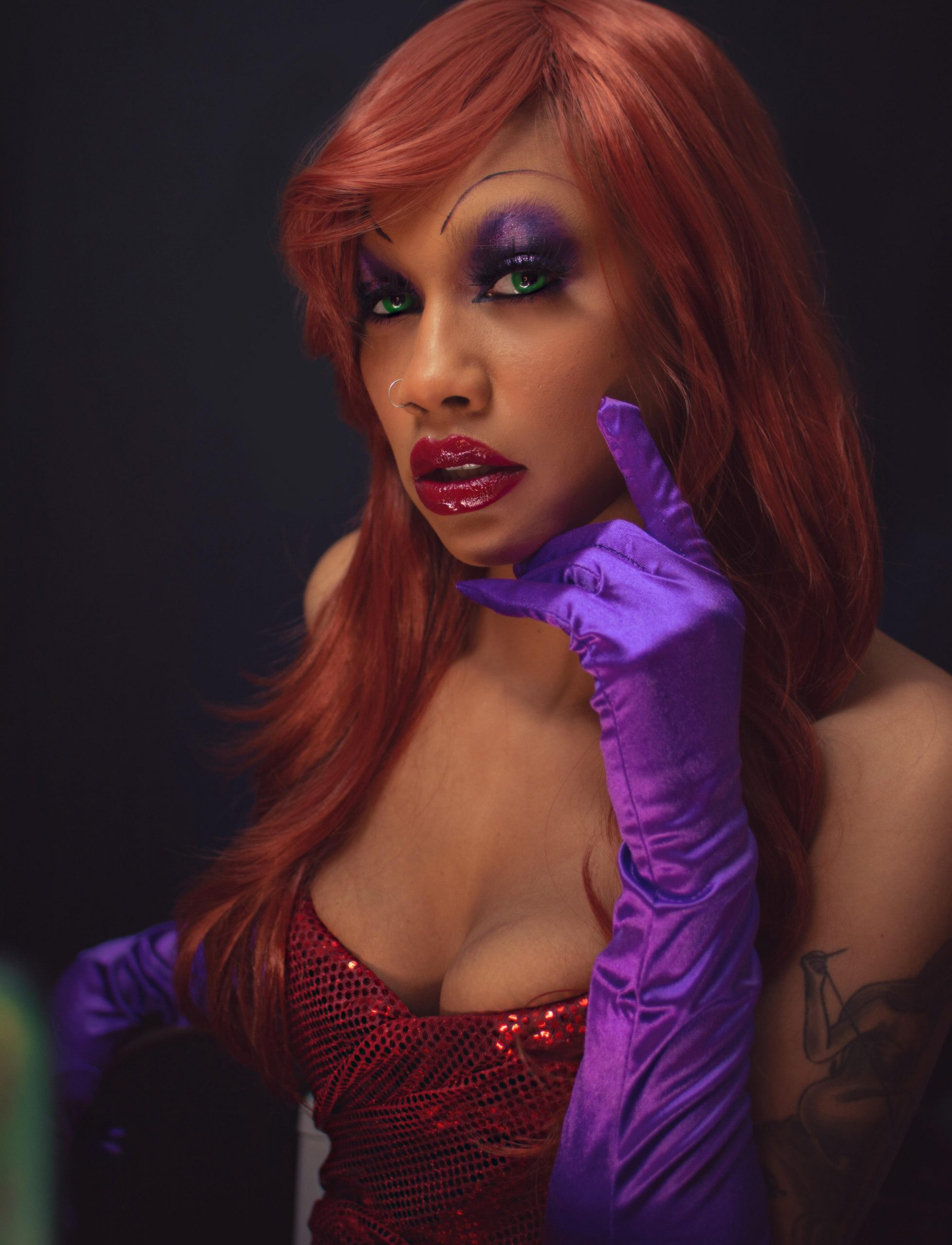 Jessica Rabbit By Self @naught_3