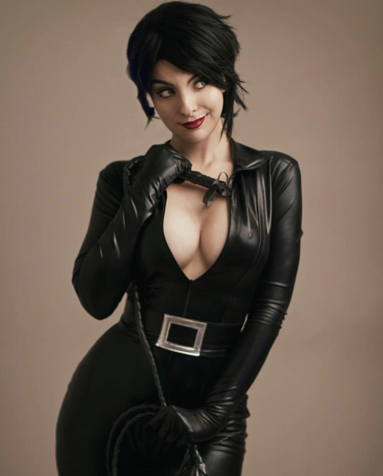 Selina Kyle From Gotham City Sirens By Valentina Kryp