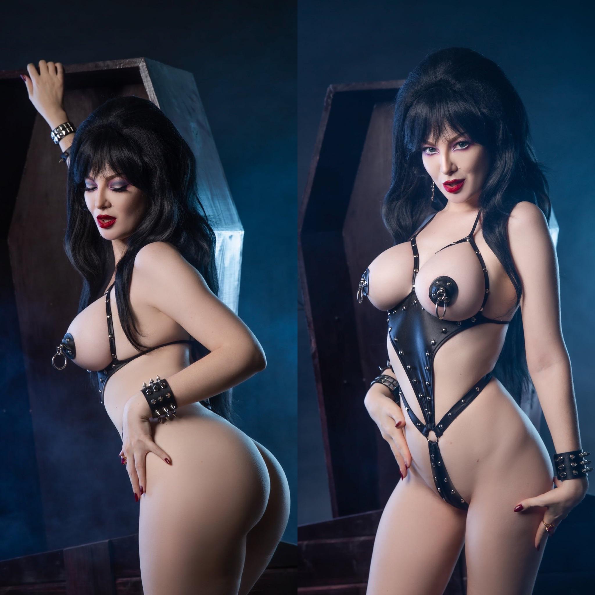 Elvira By Ashlynne Dae