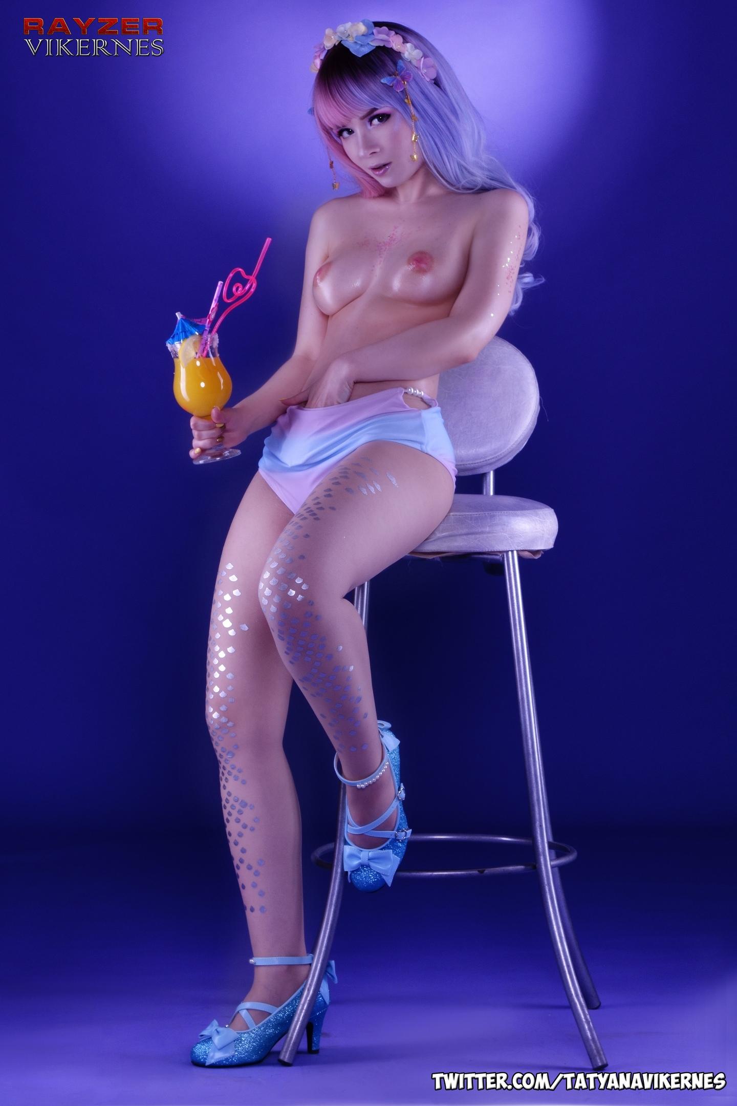 Ms.Exotic By Rainbow Satanica