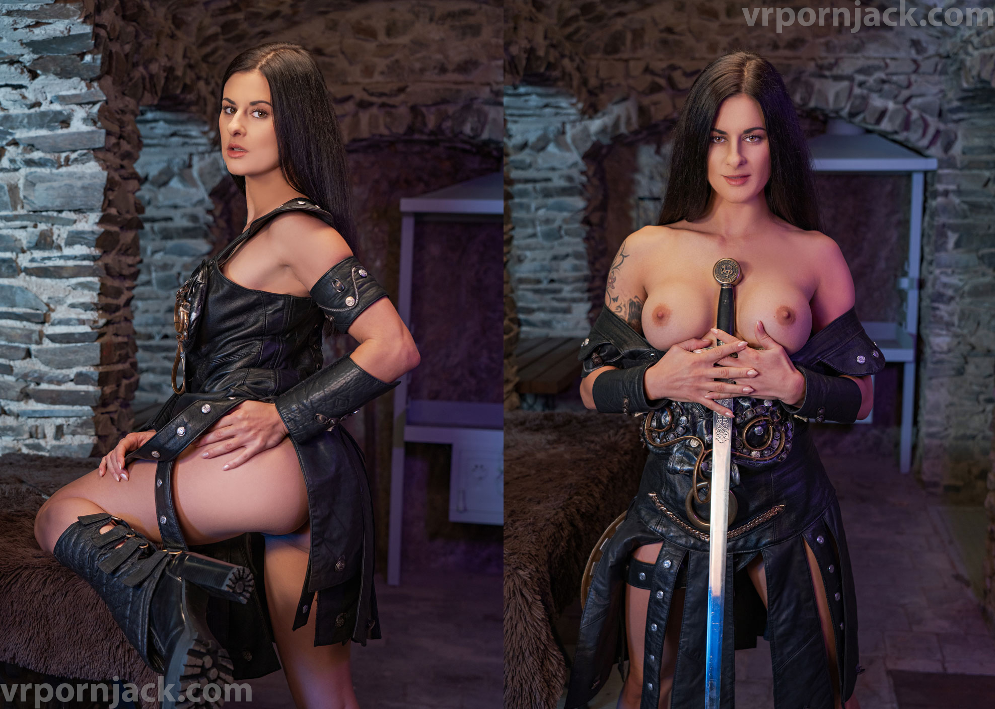 Xena Cosplay By Bille Star