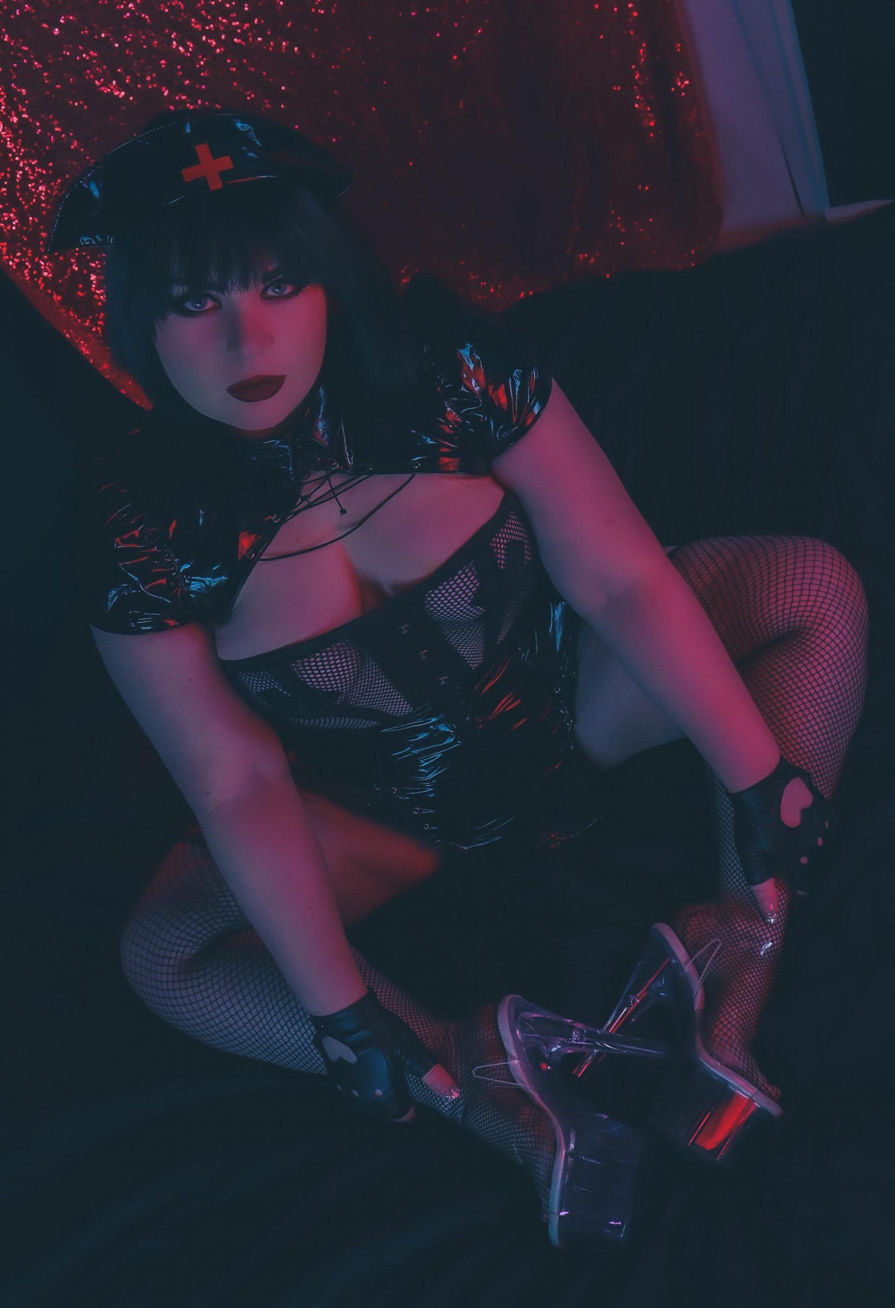 Gothic Nurse By Stormie Koi
