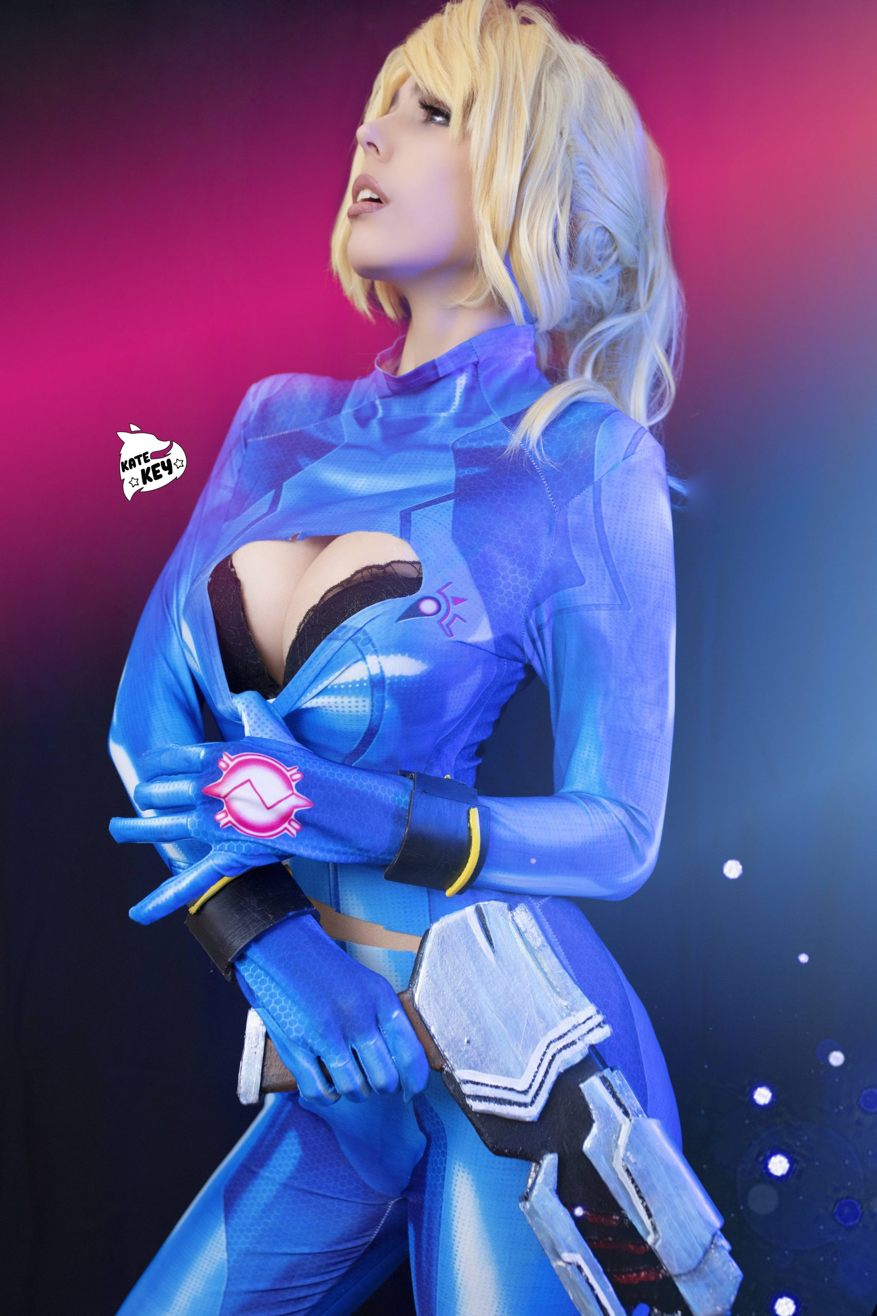 Samus Zero – Cosplay By Kate Key