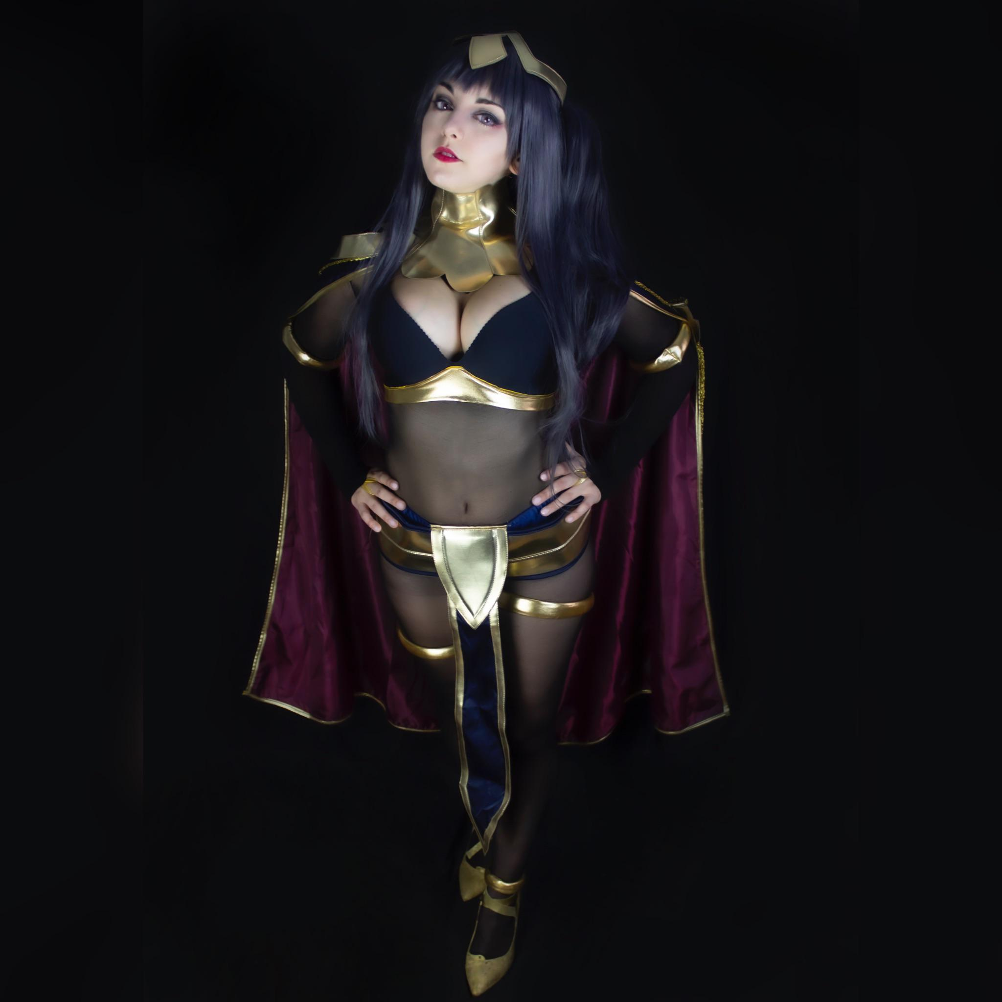 Tharja Cosplay By Marcelline.cos