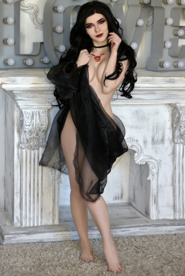Lust From Fullmetal Alchemist – By Evenink_cosplay