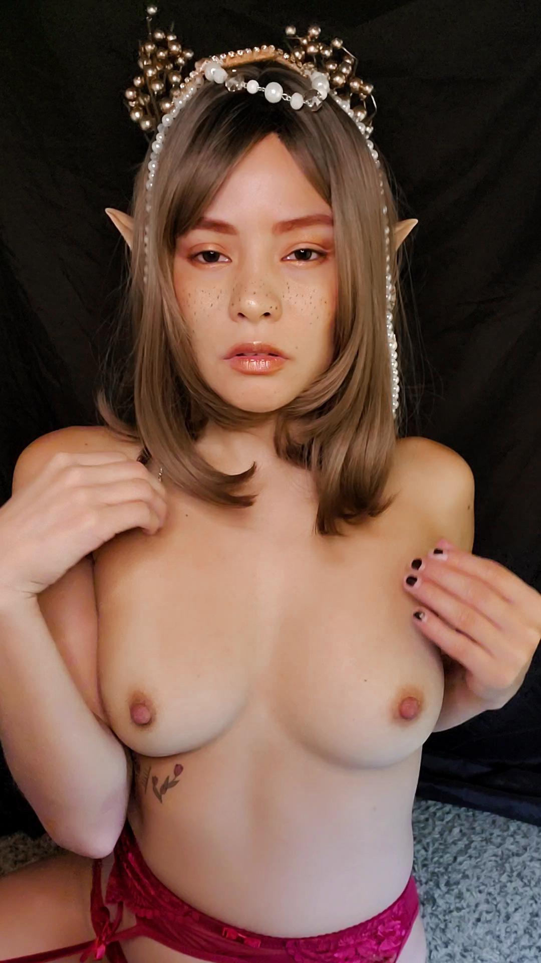 Nymph Boobies
