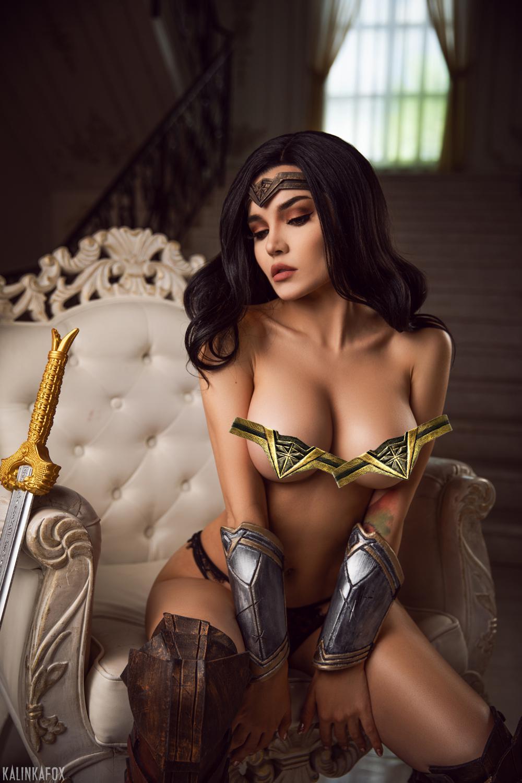 Wonder Woman By KalinkaFox
