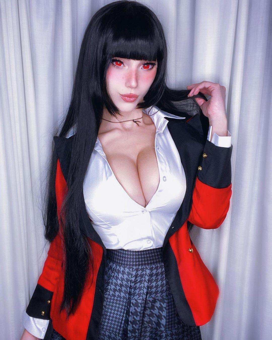 Yumeko By Soryu Geggy