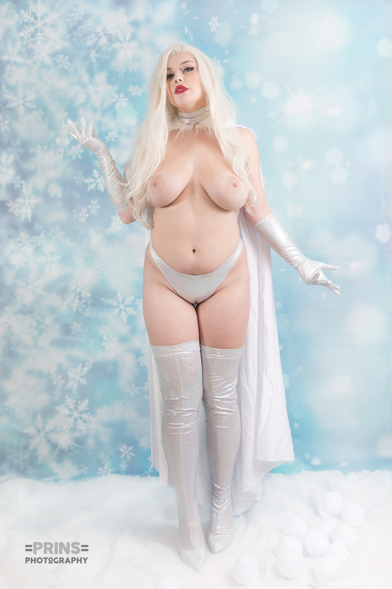 Emma Frost By Adia Cosplay