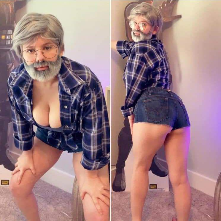 Sexy George Lucas By Savannah Solo