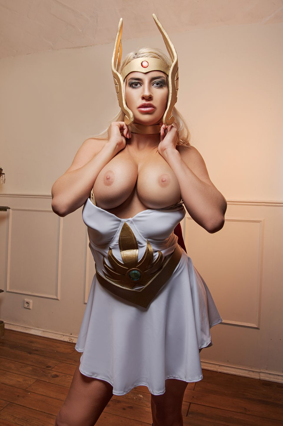 Sienna Day As She-Ra