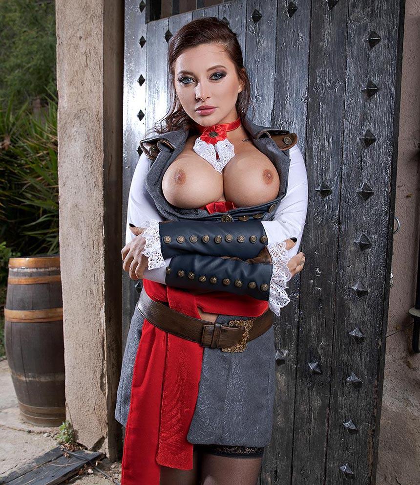 Anna Polina As Elise – Assassin's Creed