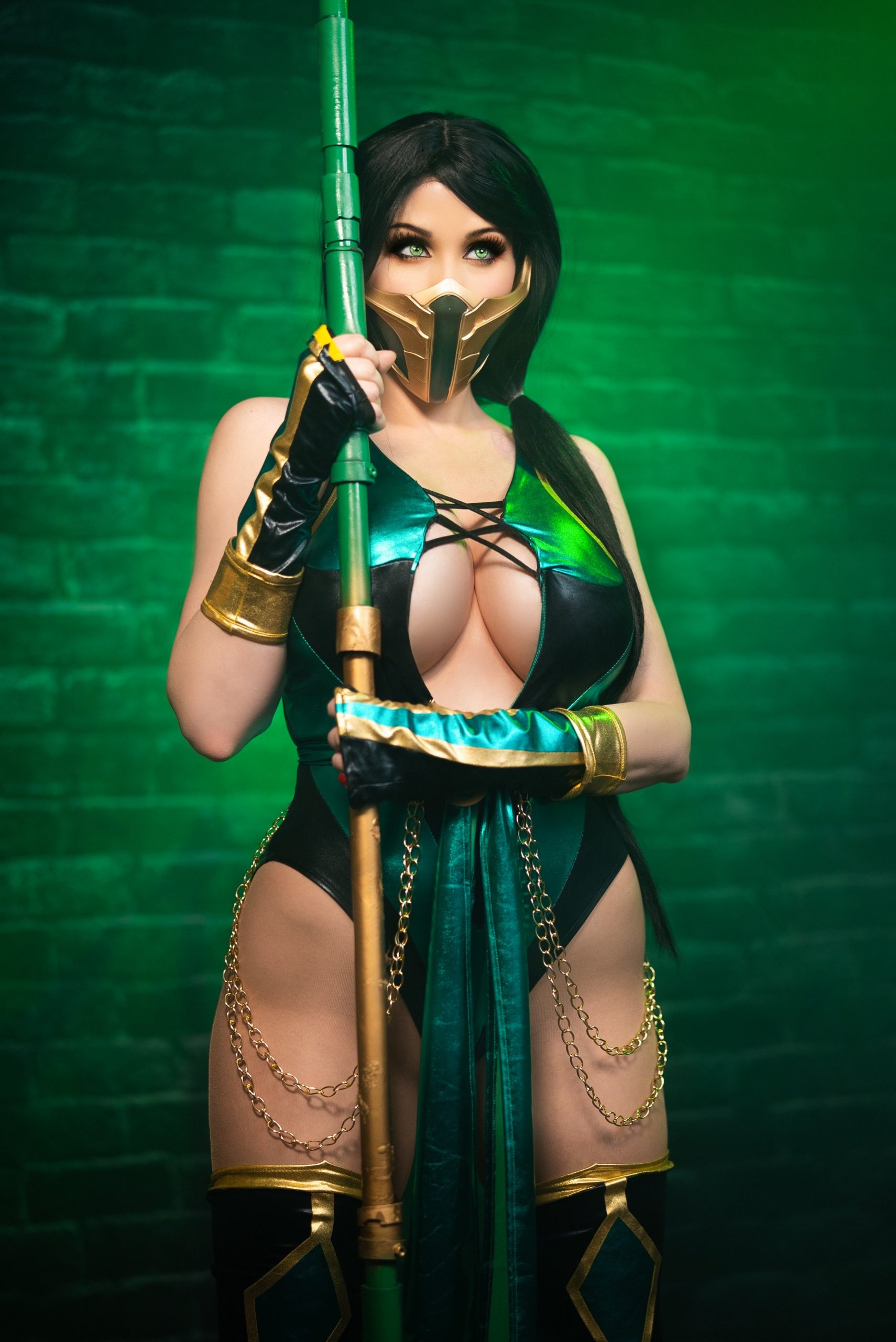 Angie Griffin As Jade
