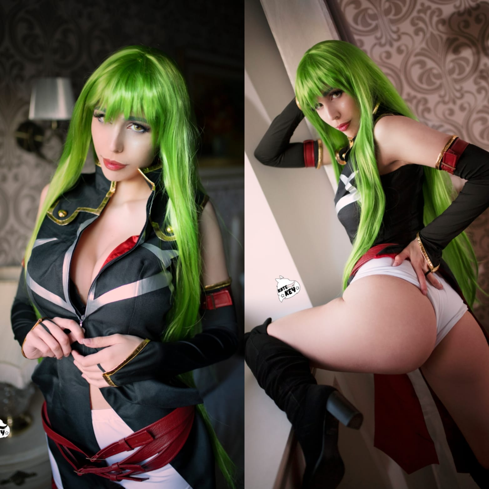 CC Cosplay From Code Geass- By Kate Key