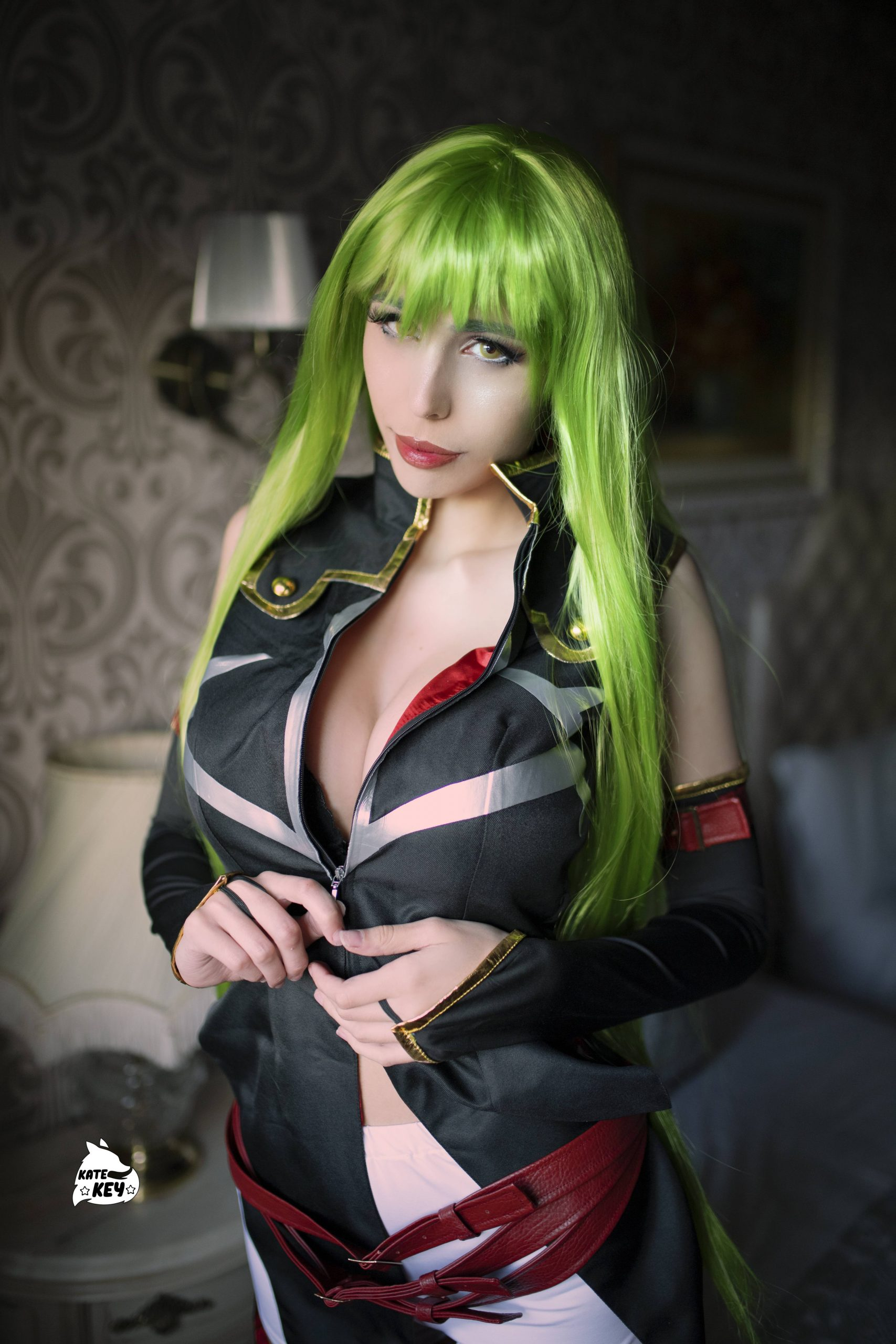 CC From Code Geass By Kate Key