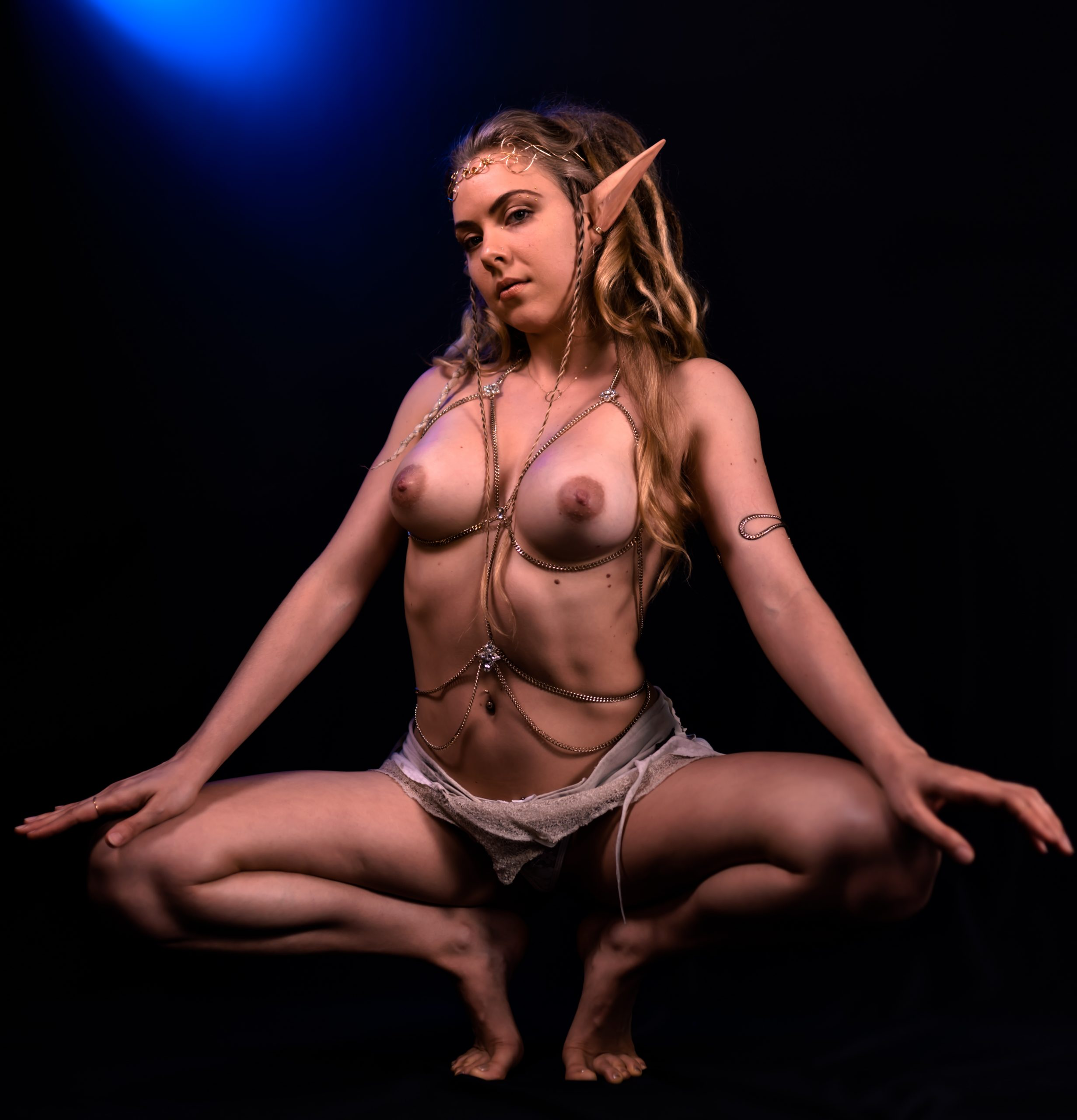 Elven Maiden By Amber LaRay