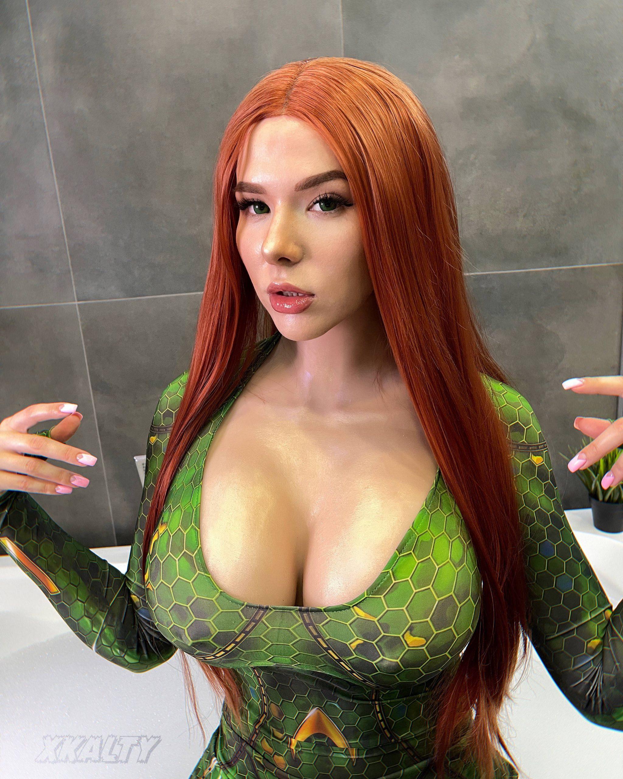 Mera From Aquaman – By Xkalty