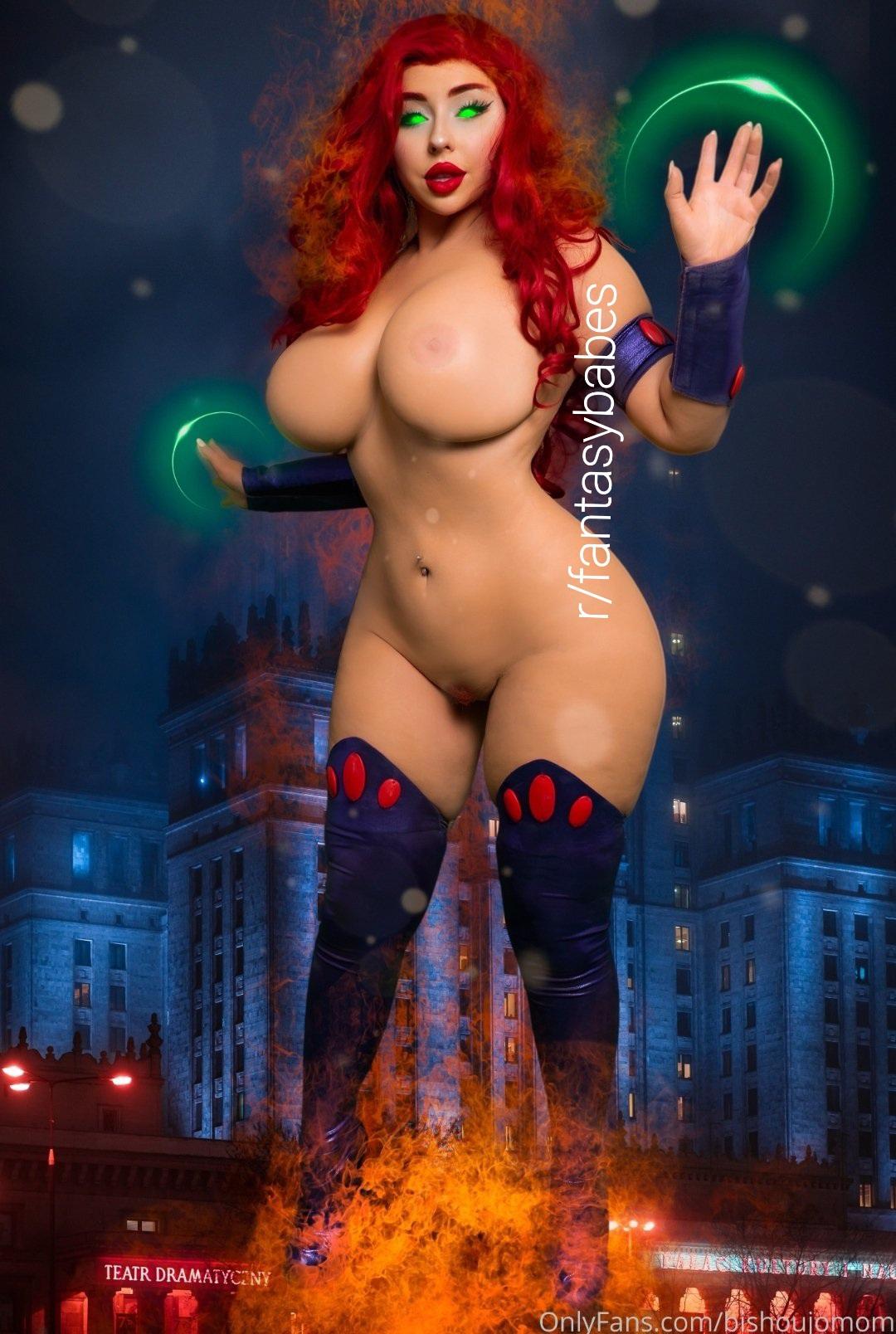 Starfire By Juliette Michelle
