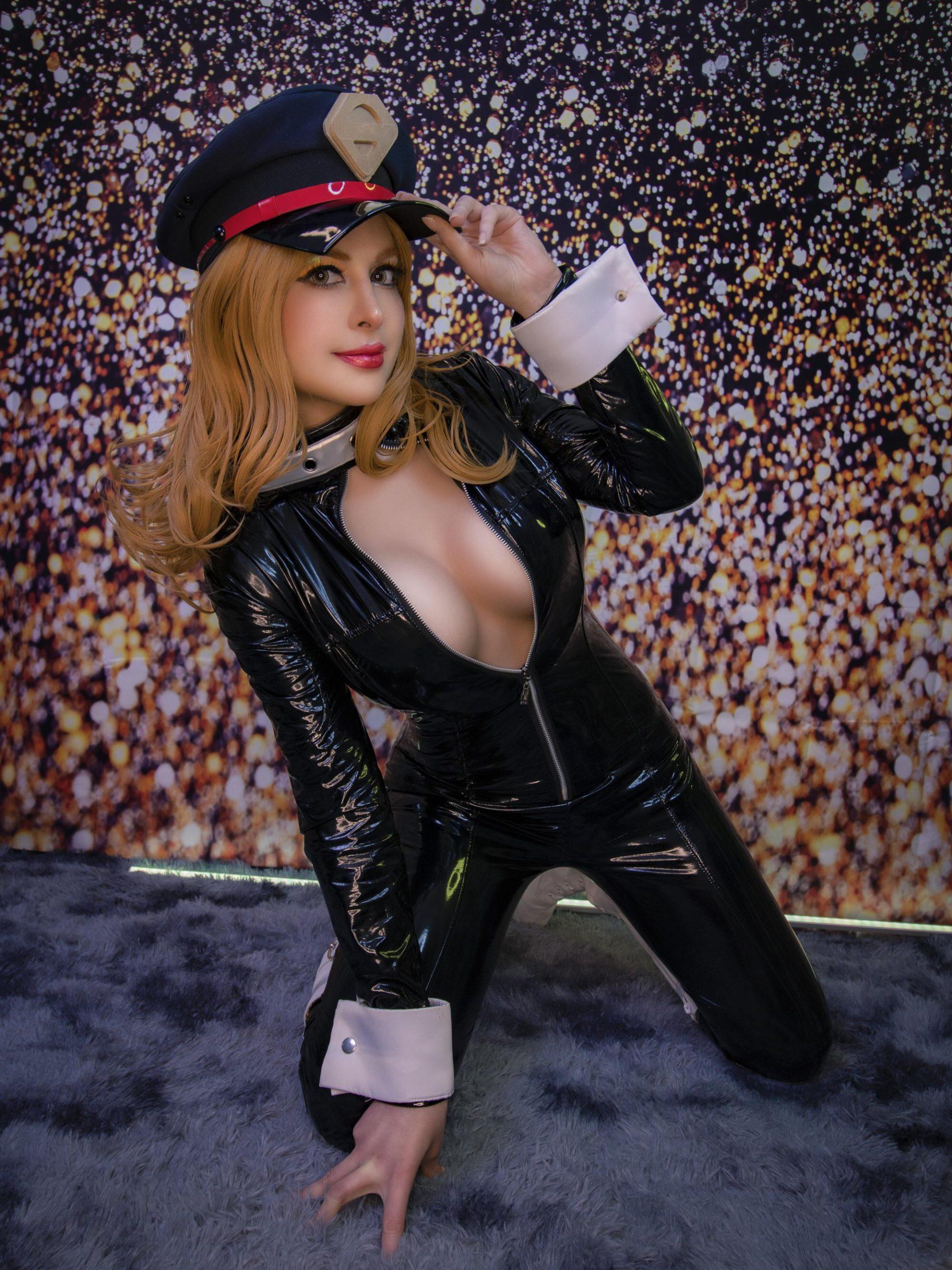 Camie From My Hero Academia Cosplay By CarmenPilarBest