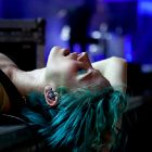 An Exhausted Hayley Williams