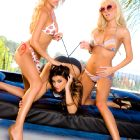 Britney / Georgia / Lindsay Marie – Now Don't Say I Never Do Anything Nice For Y'all – Set One