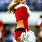 Epicfemales Merry Christmas From The Cowboys