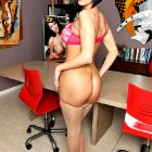 Full Page Spread Eagle – Dylan Ryder – Big Tits At Work