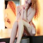 Heidi Is To Please The Redhead Fans – Set One Who I Am Sure Include My Friend Cpliso – Saying Hi