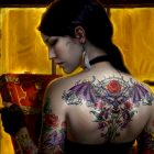 Hi Res Tattoo Girl