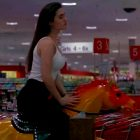 Jennifer Connelly Riding