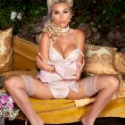Khloe Terae In A Vintage Layout – Set One Of Three