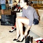 Lets Go Shoe Shopping With Aubrey Plaza.