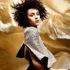 Nathalie Emmanuel For Elle