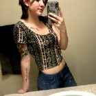 Nice Weather Means Crop Tops! /