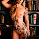 Such A Perfect Body And Beautiful Tattoos