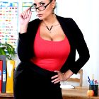 The Sexy Teachersensual Janebig Tits At School