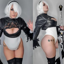 2b Cosplay By Yureta