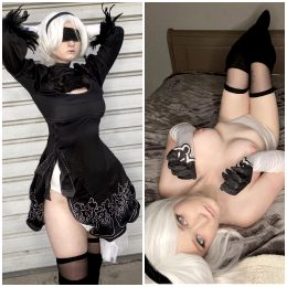 2B From NieR:Automata By Your Virtual Sweetheart
