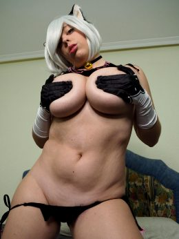2b Kitty By MeiMoeCosplay
