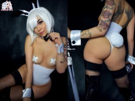 2Bunny Cosplay From NieR: Automata