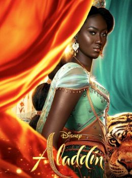 A Random Female Cosplaying Princess Jasmine.