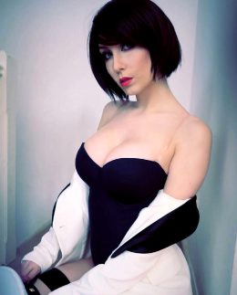 Ada Wong By Beaupeep Cosplay