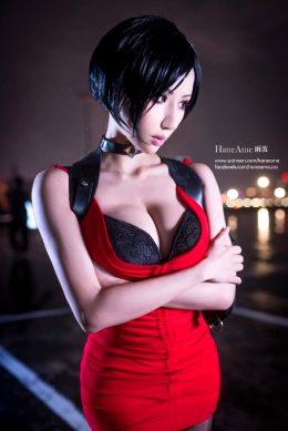Ada Wong By Hane Ame