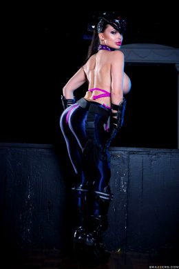 Aletta Ocean As Widowmaker