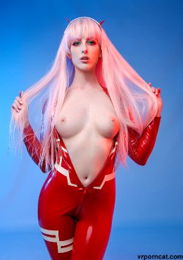 Alex Harper As Zero Two