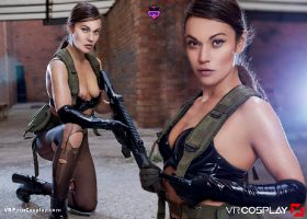 Alyssa Reece, Metal Gear Solid VR Cosplay