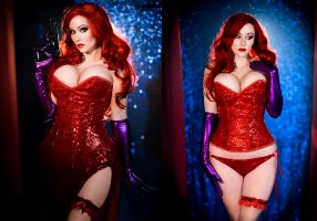 Angie Griffin Jessica Rabbit