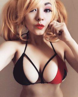 Ani-Mia Harley Quinn Bikini