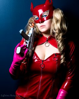 Ann Takamaki By Emcat Cosplay