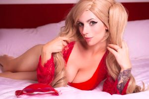 Ann Tamaki By Katyuska Moonfox